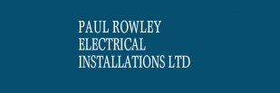 Paul Rowley Electrical Installations