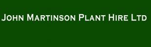 John Martinson Plant Hire Ltd