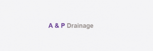 A and P Drainage
