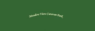 Meadow View Caravan Park