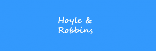 Hoyle and Robbins