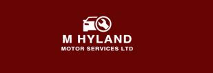M Hyland Motor Services