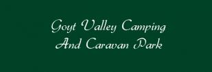Goyt Valley Camping & Caravan Park