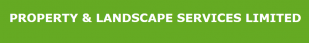 Property & Landscape Services Ltd