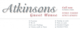 Atkinsons Guest House Accommodation