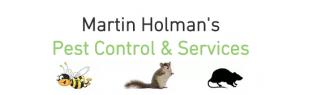 Martin Holman's Pest Control