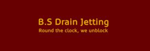BS Drain Jetting