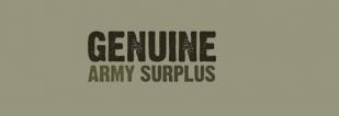 Genuine Army Surplus