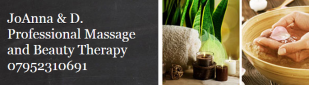 Joanna & D Professional Massage & Beauty Therapy