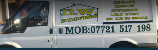 D.W Roofing