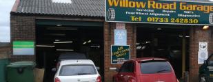 Willow Road Garage