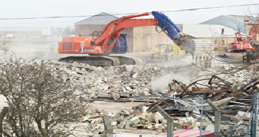 J B Demolition