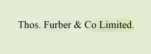 Thomas Furber & Co. Ltd