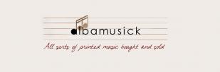 Alba Secondhand Printed Music